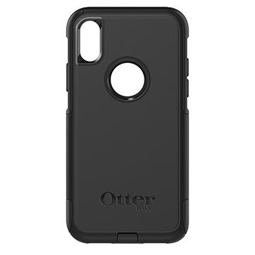 【iPhone X】OtterBox Commuter防摔殼-黑 77-57059