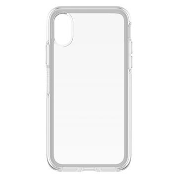 【iPhone X】OtterBox SymmetryClear防摔殼-透 77-57119