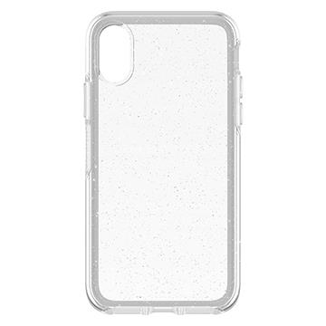 【iPhone X】OtterBox SymmetryClear防摔殼-閃