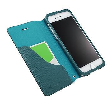 【iPhone 8 Plus / 7 Plus】GRAMAS EURO掀蓋式皮套 - 綠