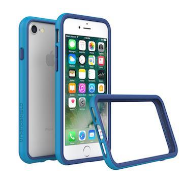 【iPhone 8 / 7】RHINO SHIELD犀牛盾防摔邊框 - 藍色