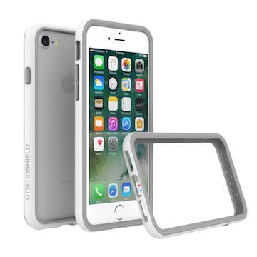 【iPhone 8 / 7】RHINO SHIELD犀牛盾防摔邊框 - 白色