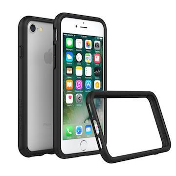 【iPhone 8 / 7】RHINO SHIELD犀牛盾防摔邊框 - 黑色