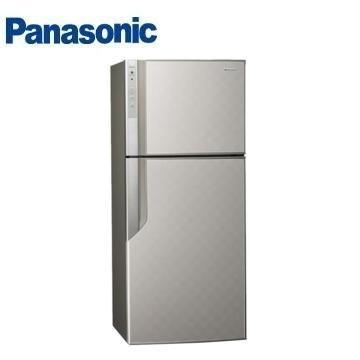 Panasonic 422公升雙門變頻冰箱 NR-B429GV-S(銀河灰)