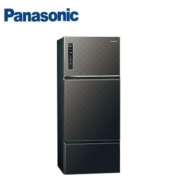 【福利品】Panasonic 481公升三門變頻冰箱