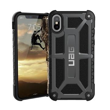 【iPhone X】UAG 頂級版耐衝擊保護殼-黑金