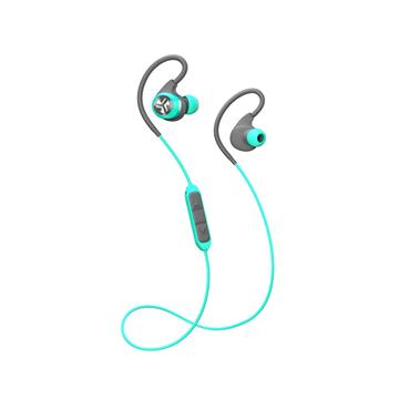 JLab Epic 2藍牙運動耳機-青