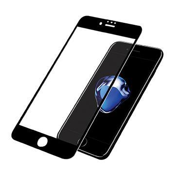 【iPhone 8 / 7】PanzerGlass 2.5D鋼化玻璃保貼 - 黑