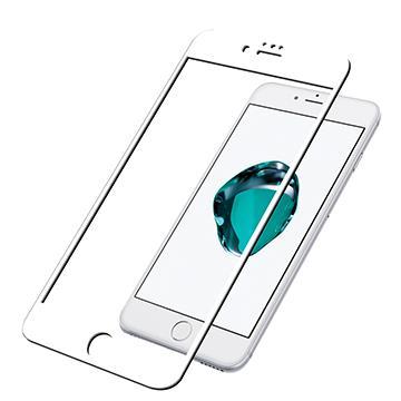 【iPhone 8 / 7】PanzerGlass 2.5D鋼化玻璃保貼 - 白