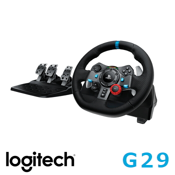 羅技 Logitech G29 Driving Force 賽車方向盤 941-000117