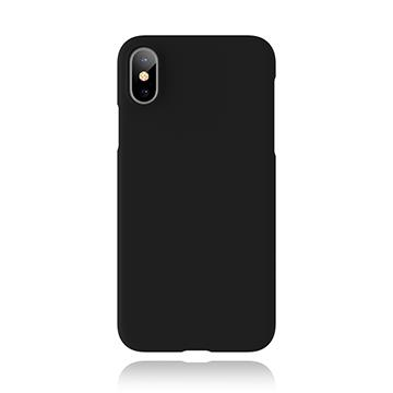 【iPhone X】JTLEGEND 自我修復保護殼 - 黑色