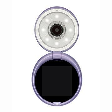 【福利品】CASIO TR-M11VT 數位相機-紫