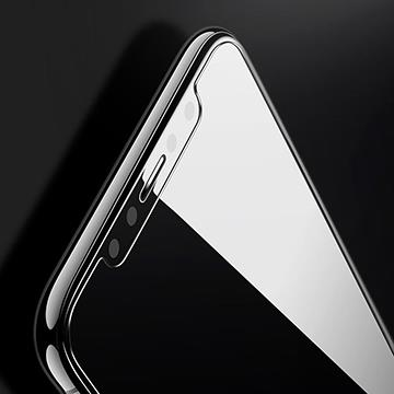 【iPhone X】Bella Mela 日本AGC玻璃9H高透保貼