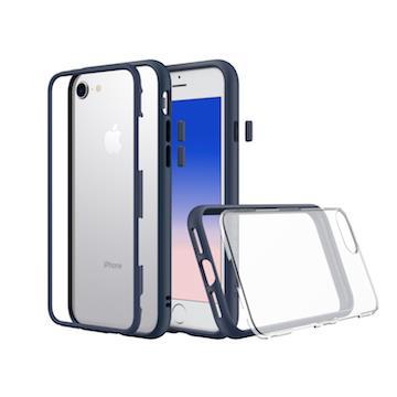 【iPhone 8 / 7】RHINO SHIELD 犀牛盾  Mod防摔手機殼 - 靛藍