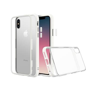 【iPhone X】 RHINO SHIELD 犀牛盾 Mod防摔手機殼-白
