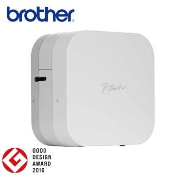 Brother PT-P300BT 智慧藍牙完美生活標籤機