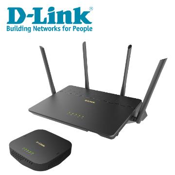D-Link AC3900 Covr-3902 全覆蓋家用Wi-Fi系統