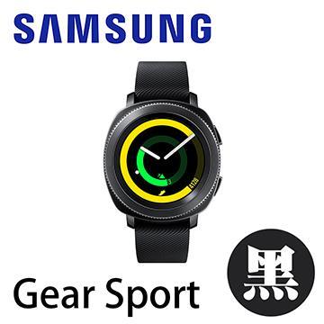 【福利品】-SAMSUNG Gear Sport智慧運動手錶-鬥士黑