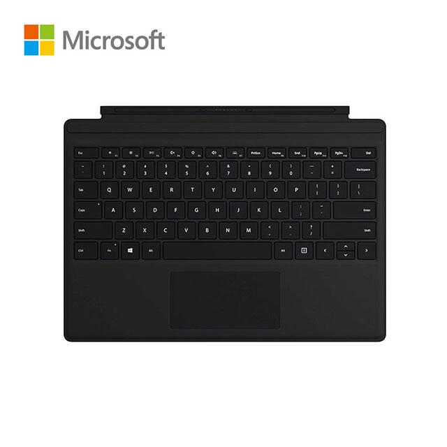 Microsoft微軟 Surface Pro 實體鍵盤 黑