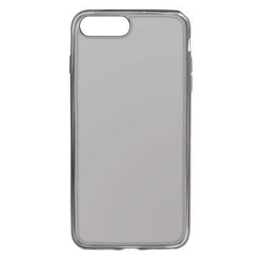 【iPhone 8 / 7】JETART 超薄彈性保護套 - 深灰 SAN120