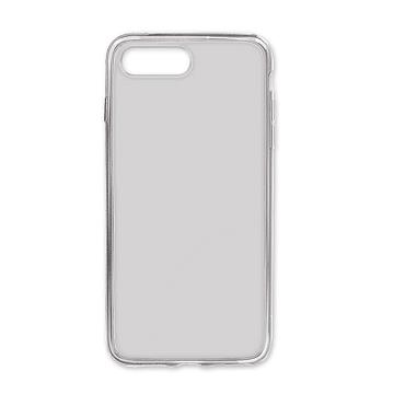 【iPhone 8 Plus / 7 Plus】JETART 超薄彈性保護套 - 深灰