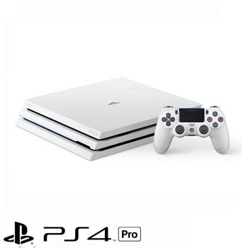 【限量網銷獨賣組】-【1TB】PS4 Pro 主機 - 冰河白