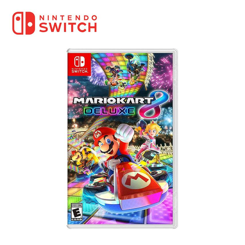 Nintendo Switch 瑪利歐賽車8 豪華版 Mario Kart 8 Deluxe