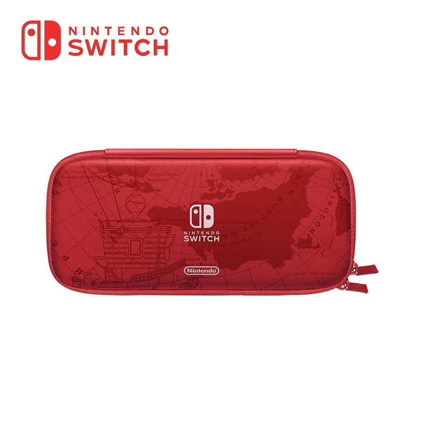 任天堂 Nintendo Switch 主機包 - 紅色(附保護貼)