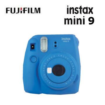 富士 Mini9拍立得-深藍