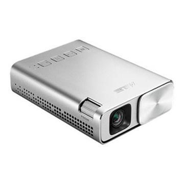 ASUS E1 掌上式行動LED投影機 E1