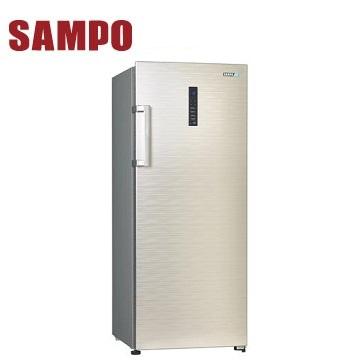 【福利品 】聲寶 205公升直立式冰櫃 SRF-210F