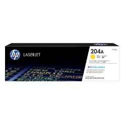 HP 204A 黃色原廠碳粉匣