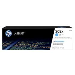 HP 202X 青色原廠 LaserJet 碳粉匣