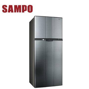 聲寶 580公升雙門冰箱
