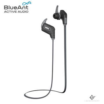 BlueAnt PUMP Lite 2 藍牙運動耳機-經典黑
