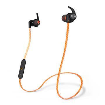 Creative Outlier 無線藍牙防水運動耳機-橘