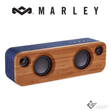 Marley Get Together Mini 藍牙喇叭 EM-JA013(丹寧藍)