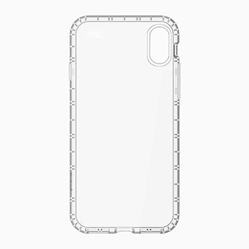 【iPhone X】JSMM 氣墊空壓殼