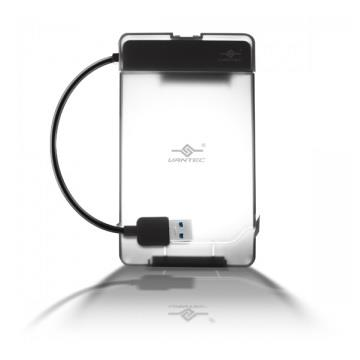 凡達克2.5吋硬碟轉USB3.0外接盒 CB-STU3-2PB