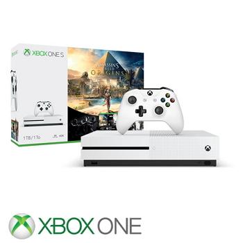 【限量網銷獨賣組】-「同捆組」【500G】XBOX ONE S 主機 刺客教條 起源 Assassin's Creed Origins