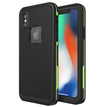 【iPhone X】LifeProof 全方位保護殼Fre - 黑