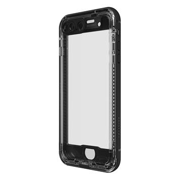 【iPhone 8 / 7】LifeProof 保護殼 Nuud - 黑 77-56811