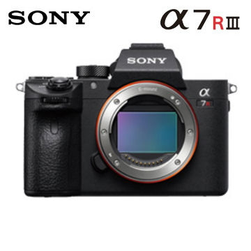 (福利品)索尼SONY ILCE-7RM3可交換式鏡頭相機BODY