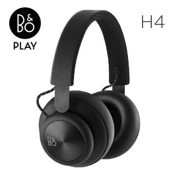 B&O PLAY H4藍牙無線耳罩式耳機-尊爵黑