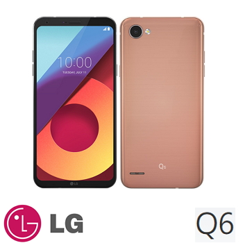 【3G / 32G】LG Q6 5.5吋18:9全螢幕八核心智慧型手機 - 蜜光金