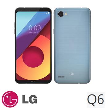【3G / 32G】LG Q6 5.5吋18:9全螢幕八核心智慧型手機 - 燦光銀