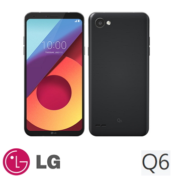 【3G / 32G】LG Q6 5.5吋18:9全螢幕八核心智慧型手機 - 暮光黑
