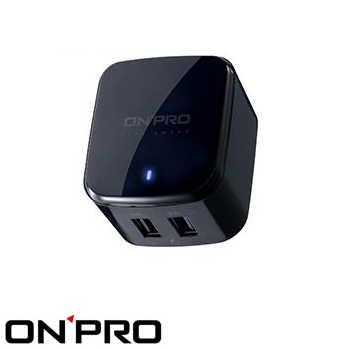 ONPRO UC-HS6A2P 6A極速充電器 - 黑色