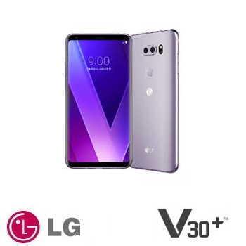 【4G / 128G】LG V30+ 6吋智慧型手機 - 異想紫