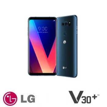 【4G / 128G】LG V30+ 6吋智慧型手機 - 魅影藍